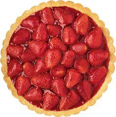 Easy Fresh Strawberry Pie Recipe