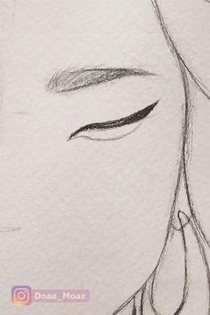 art drawings 18 oddly satisfying art video, c - art Art Drawings Sketches Simple, Pencil Art Drawings, Cool Drawings, Oddly Satisfying, Drawing Techniques, Art Sketchbook, Drawing People, Art Tutorials, Painting & Drawing