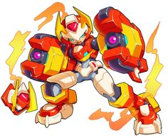 Commission: Biometal Model F by ultimatemaverickx.deviantart.com on @DeviantArt