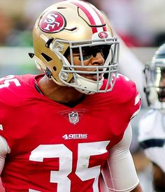 851621477 Former 49ers safety Eric Reid   People who know me