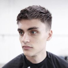 Short Undercut Hairstyle For Guys