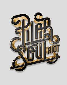 typographic design 39 40 Cool and Inspiring Typography Designs