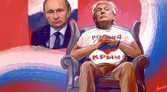 В ожидании сделки Трампа и Путина. Юлия Витязева   Дата публикации: 26 января 2017, 13:24   http://news-front.info/2017/01/26/v-ozhidanii-sdelki-trampa-i-putina-yuliya-vityazeva/