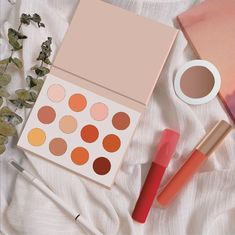Featuring the Yes Please Palette & other amazing products #makeup #makeupblogger #makeupinspiration Colourpop Cosmetics, Makeup Inspiration, Palette, Blush, Amazing, Beauty, Products, Pallet, Rouge