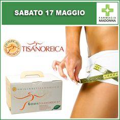 Sabato 17 massgio: GIORNATA TISANOREICA. Potrai ricevere una consulenza gratuita con il nutrizionista.  #farmaciaallamadonna #farmacia #mestre #eventi #maggio#tisanoreica