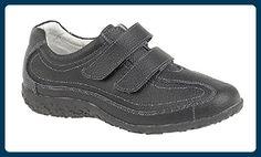 Boulevard , Damen Mokassins, Schwarz - schwarz - Größe: 38.5 (5 UK) - Sandalen für frauen (*Partner-Link)
