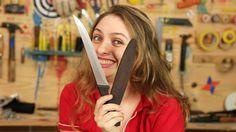 Se a sua faca está arranhando a carne e os legumes em vez de cortá-los, chegou a hora de passar a bichinha