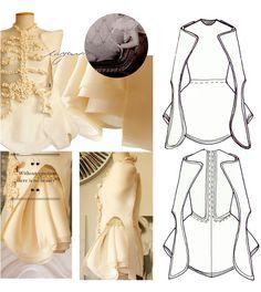 Anna Vedeneeva Couture. Russian designer