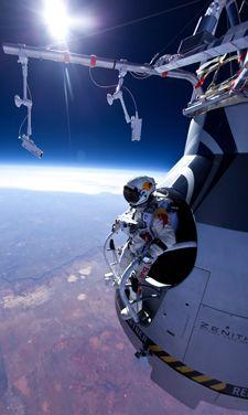 Space dive!