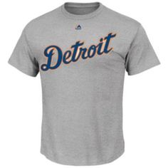 Majestic Detroit Tig...