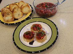 bruschetta recipe 2