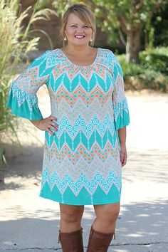 One Faith Boutique - High on Fall Time Dress ~ Sizes 12-18, $39.00 (http://www.onefaithboutique.com/new-arrivals/high-on-fall-time-dress-sizes-12-18/)