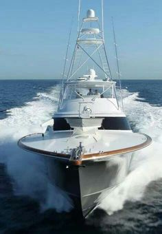 34 regulator center console for sale by kusler yachts new for Deep sea fishing boats for sale