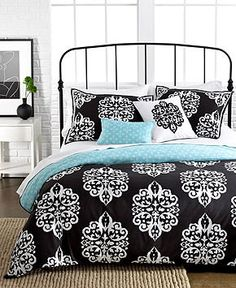 Sunset and Vines Dalton 5 Piece Comforter and Duvet Cover Sets - Duvet Covers - Bed & Bath - Macy's on Wanelo