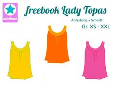 Lady's Top German Sewing pattern. I don't speak German but was able to make one and it's pretty easy.