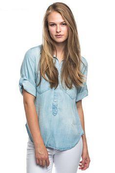 Rails 39 hunter 39 oversized plaid shirt no oversized for Bella dahl plaid shirt