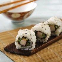SUSHI ROLL http://www.sajiansedap.com/mobile/detail/13658/sushi-roll