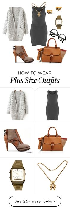 """""""Glasses"""" by kjmazeltov on Polyvore featuring Boris, Chopard, Casio, Burberry and claire's"""