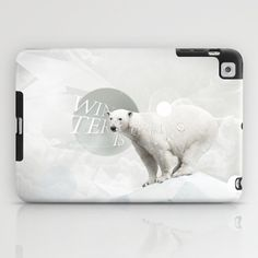 Winter is coming iPad Case by Dotiee - $60.00