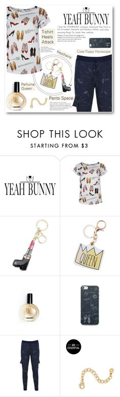 """""""YEAHBUNNY"""" by annna-136 ❤ liked on Polyvore featuring Yeah Bunny and BaubleBar"""