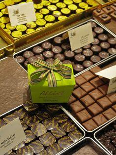Salon du Chocolat, Paris, France