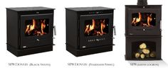 EX DISPLAY SPERRIN SP8 STOVEWith Log Store Included MULTI FUEL   MADE IN IRELAND 8kW Was €1,175 Now €780#xtor=CS1-41-[share]
