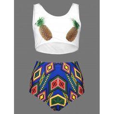 GET $50 NOW | Join Dresslily: Get YOUR $50 NOW!https://m.dresslily.com/high-waist-pineapple-print-plus-size-bikini-product2002225.html?seid=2pdSO7j6tplj08QM30hO5vMf24