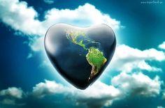 Serce, Ziemia