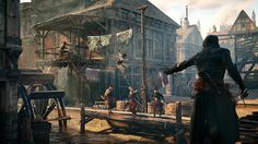 Assassin's Creed Unity is GORGEOUS!
