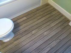 Quick-Step laminate flooring in the bathroom Dublin , Ireland , www.bargainflooring.ie