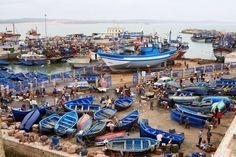 Essaouira, Region Marrakesch-Tensift-El Haouz, Marokko
