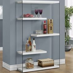 Shop AllModern for All Bookcases for the best selection in modern design.  Free shipping on all orders over $49.