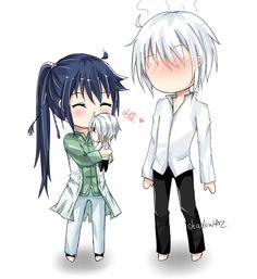 Keika and Tanmoku ❤️❤️❤️