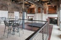 Amherst College Powerhouse Student Event Space on Architizer