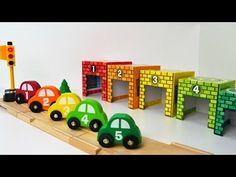 Eğitici video çocuklar için. Oyuncak ev ve hayvanlar. Bebek oyunları! - YouTube