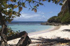 Petite Anse, Marie-Galante, photo by Nathalie Pugeat