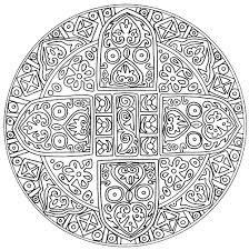 Risultati Immagini Per Mandala Da Colorare Coloring Mandala