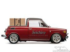 Honda N600 pick-up | < (tata microcar) https://de.pinterest.com/lincaidesign/sun/