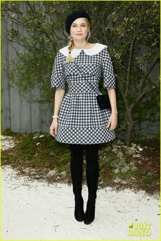 at the Chanel Spring/Summer 2013 Haute-Couture show (jan 2013)