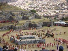 Acabo de compartir la foto de Henry Ruiz Campos que representa a: Inti Raymi 2012
