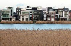 IJburg, Amsterdam.