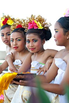 A Wedding in Bali Beauty Full, Asian Beauty, Beauty Around The World, Bali Wedding, Bali Travel, Balinese, Beautiful Islands, We The People, Asian Girl