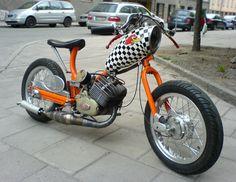 custom Crescent 2000