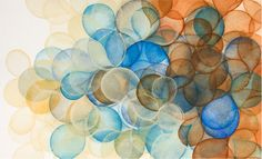 watercolor by serena mitnik miller { lovely }