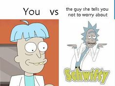Git schwifty