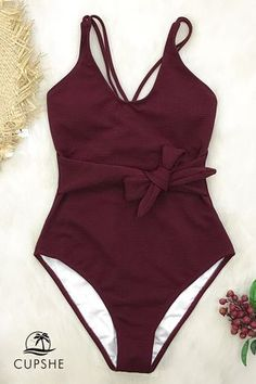 0b77daa54d9 Swimsuits that flatter. The hottest style of the season, shop one-piece new  arrival!