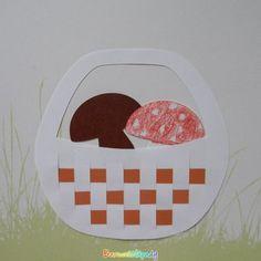 Propletený košíček - jednoduché tvoření (sada 5ti ks - výhodná cena) / Zboží prodejce BarevnéNápady | Fler.cz Sad, Dinner