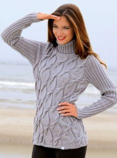 images attach c 10 110 57 Knitting Designs, Knitting Patterns Free, Knit Patterns, Free Pattern, Knitwear Fashion, Knit Crochet, Sweaters For Women, Clothes, Turtlenecks