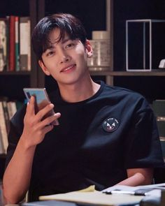 지창욱 · Ji Chang Wook Ji Chang Wook Smile, Ji Chang Wook Healer, Ji Chan Wook, Park Hae Jin, Park Seo Joon, Korean Star, Korean Men, Ji Chang Wook Photoshoot, Song Joong