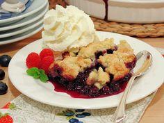 Best Ever Blueberry Cobbler - Wicked Good Kitchen
